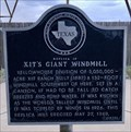 Image for Replica of XIT's Giant Windmill