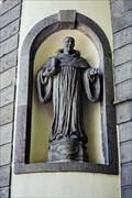 Image for Benedikt von Nursia - Kloster Heisterbach, Königswinter, NRW, Germany