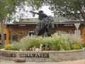 Image for Bronco Buster fountain - Stillwater, OK