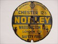 Image for Norley Automobile Association Sign