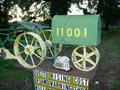 Image for John Deere Mailbox - Jones, OK