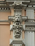 Image for Lion Heads at Aliceplatz 7, Bad Nauheim, Hessen / Germany