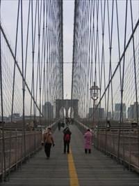 Photo taken while walking by the bridge.
