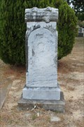 Image for Alfonso Kelley - East End Cemetery - Lingleville, TX