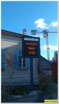 Image for Panneau d'information municipal - Volx, France
