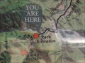 Image for Bindarri National Park - You Are Here - NSW, Australia