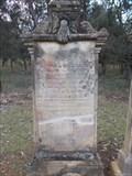 Image for Thomas Westbury - Berrima Cemetery, Berrima, NSW