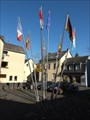 Image for Country Flags at Graf-Mirbach-Platz - Hillesheim - RLP / Germany