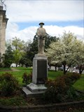 Image for Soldier's Statue - Jackson, Mo.