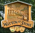 Image for Village Sign, Watton at Stone, Herts, UK