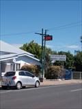 Image for Apex Club Time & Temperature Sign - Killarney, QLD