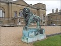 Image for Mr. and Mrs. Lion, Holkham Hall, Wells-next-the-Sea, Norfolk. NR23 1AB.