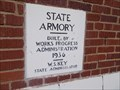 Image for 1936 - State Armory - Weatherford, OK
