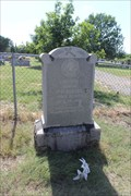Image for Joseph H. Rudinger -- Holy Cross Cemetery, D'Hanis TX