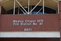 Image for Wesley Chapel VFD Fire Station No. 31
