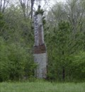 Image for Hunts Corner Chimney-Redbud, Ga.