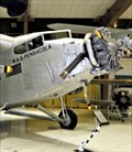 Image for Ford Tri-Motor Aircraft - NAS Pensacola, Florida, USA.