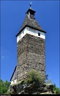 Image for Stadtturm / Uhrturm - Hardegg, Niederösterreich, Austria