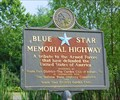 Image for Blue Star Memorial - US 50 - North Vernon, IN