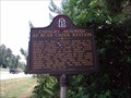 Image for Cavalry Skirmish at Bear Creek Station - GHM 075-7 - Henry Co., GA