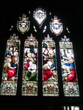 Image for Stained Glass Windows, St Mary - Usk, Monmouthshire