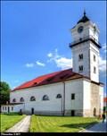 Image for Church of the Nativity of the Blessed Virgin Mary / Kostol Narodenia Panny Márie - Spišské Podhradie (NE Slovakia)