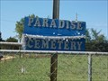 Image for Paradise Cemetery - Checotah, OK