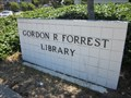 Image for Gordon R Forrest Library - Seaside, CA