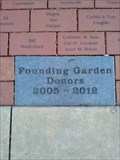 Image for Founding Garden Brick Pavers - Botanical Garden of the Ozarks - Fayetteville AR