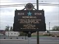 Image for Blue Star Memorial, Calhoun, GA