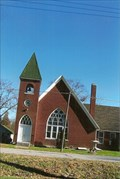 Image for (Former) Auxvasse Methodist Church - Auxvasse, MO