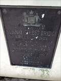 Image for Murray Street Bridge - 1921 - Brantford, ON