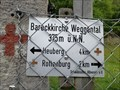 Image for 375m - Barockkirche Weggental - Rottenburg, Germany, BW