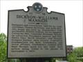 Image for Dickson-Williams Mansion - 1C 76 - Greeneville, TN