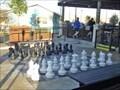 Image for Seven Mile Cafe Chess Board - Keller, TX