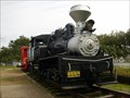 Image for Shay Locomotive O.P.& E. #112 - Texas City TX