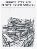Image for Building of former Electric Enterprises by Karel Stolar - Prague, Czech Republic