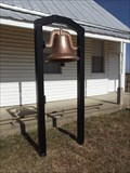 Image for Prairie Chapel School Bell - McLennan County, TX