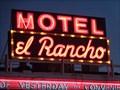 Image for El Rancho Hotel / Motel - Neon - Gallup, New Mexico, USA.