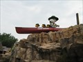 Image for Scout Snoopy and troop at Camp Snoopy