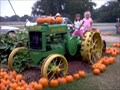 Image for Marks Melon/Pumpkin Tractor