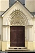 Image for Portal of the Chapel of the Elevation of Holy Rood / Portál Kaple Povýšení sv. Kríže - Opava (North Moravia)