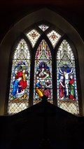Image for Stained Glass Windows - St Mary - Hemyock, Devon