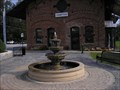 Image for RR Depot Fountain, Hampton GA