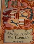 Image for Joseph Frey von Lamberg - Castle Chapel of St George - Ljubljanski Grad - Ljubljana