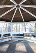 Image for Allan B. Heinsohn memorial gazebo - Ashaway, Rhode Island  USA