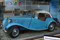 Image for MG TD from 1951 - Riegersburg, Styria, Austria