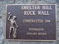 Image for Smelter Hill Rock Wall - 1944 - Trail, British Columbia