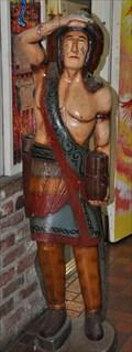 Image for Cigar Store Indian ~ Old Sacramento, California