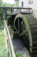 Image for Y Felin Water Wheel - St Dogmaels, Pembrokeshire, Wales.